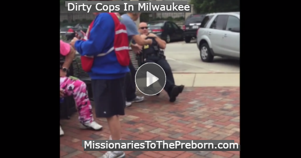 Dishonest behavior of Milwaukee police at Affiliated Medical Center