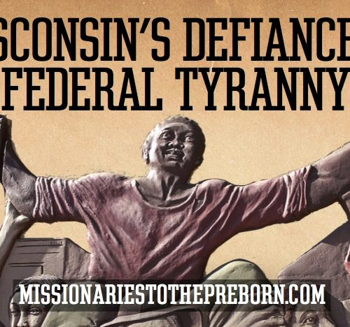 Joshua Glover and Wisconsin's Defiance of Federal Tyranny